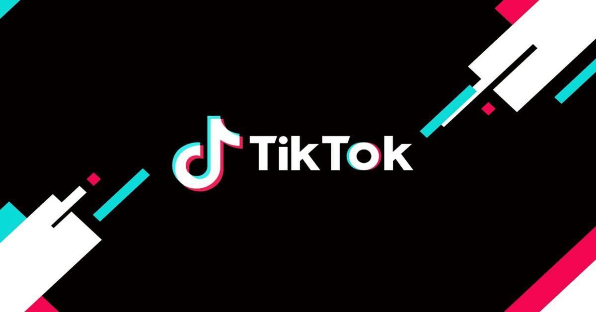 Image of TikTok logo