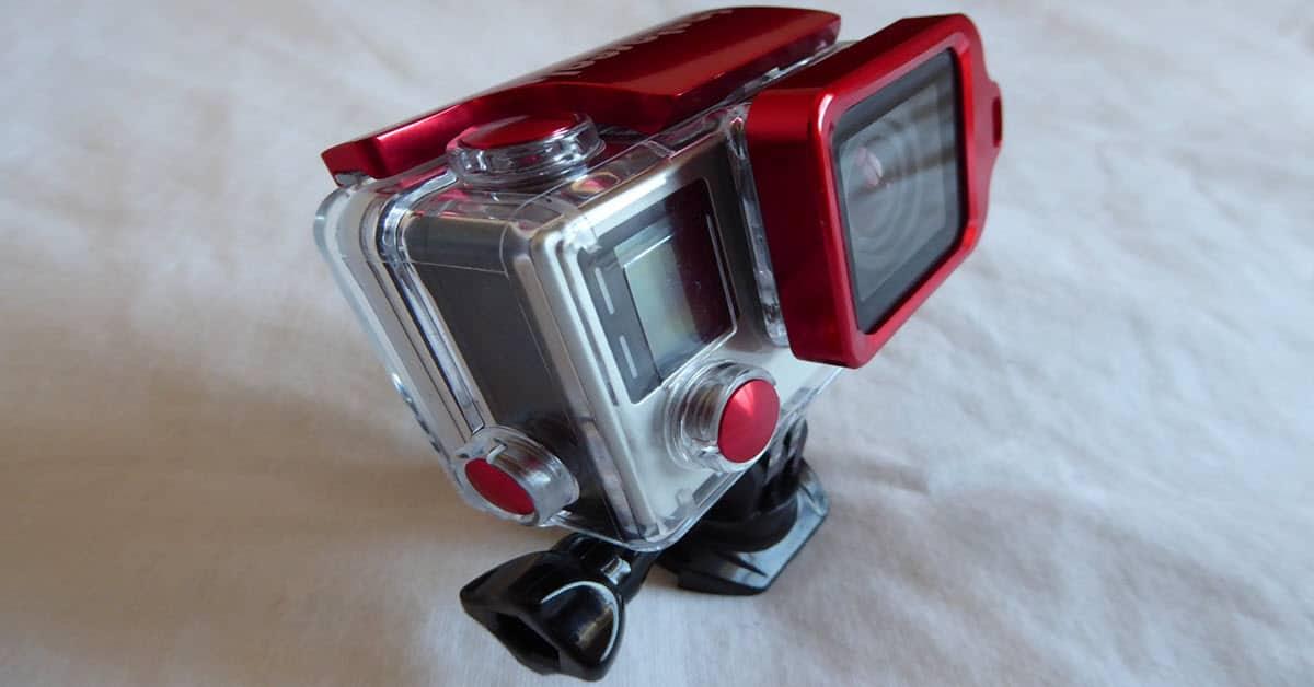 Image of GoPro action camera.
