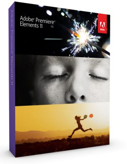 Adobe Premiere Elements 11 Box