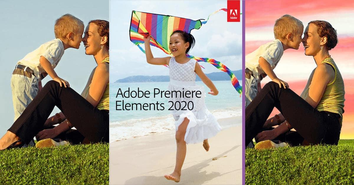 Adobe Premiere Elements 2020 box shot