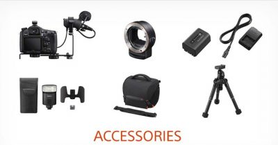 Camera mounts and accessories