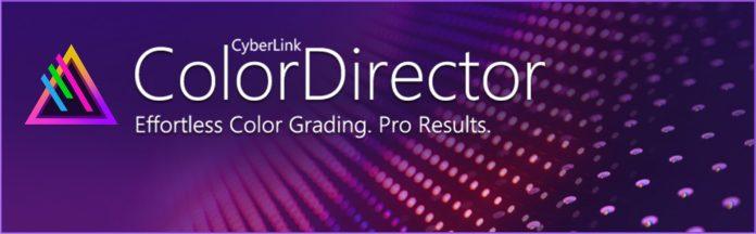 CyberLink ColorDirector 8 splash screen.