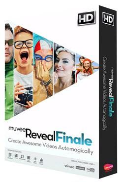 muvee Reveal Finale box shot