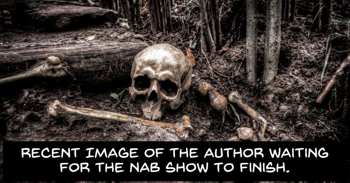 The Friday Roundup – It's a NAB Show Grave Yard Around Here