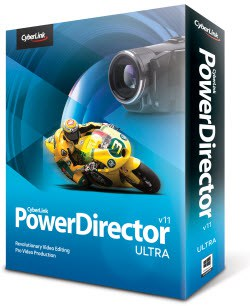 CyberLink PowerDirector 11 Box
