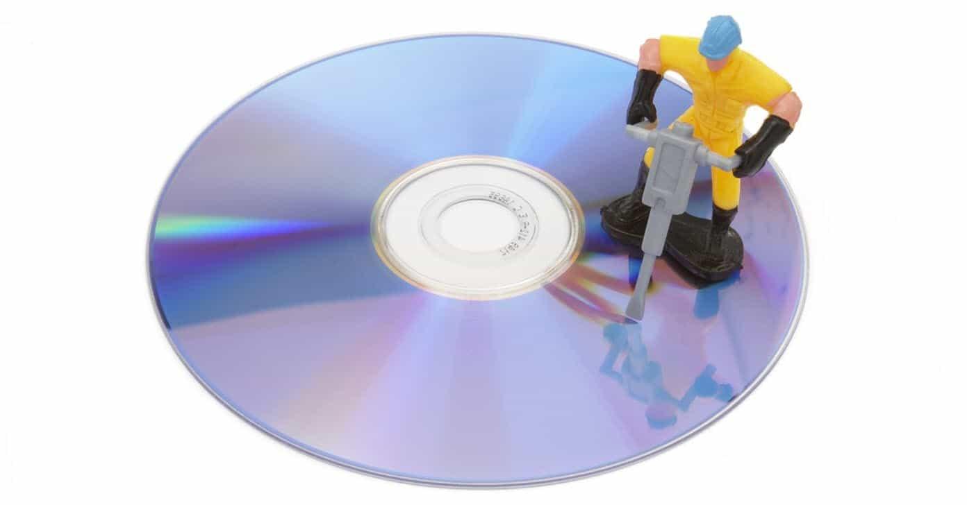 DVD Finalization