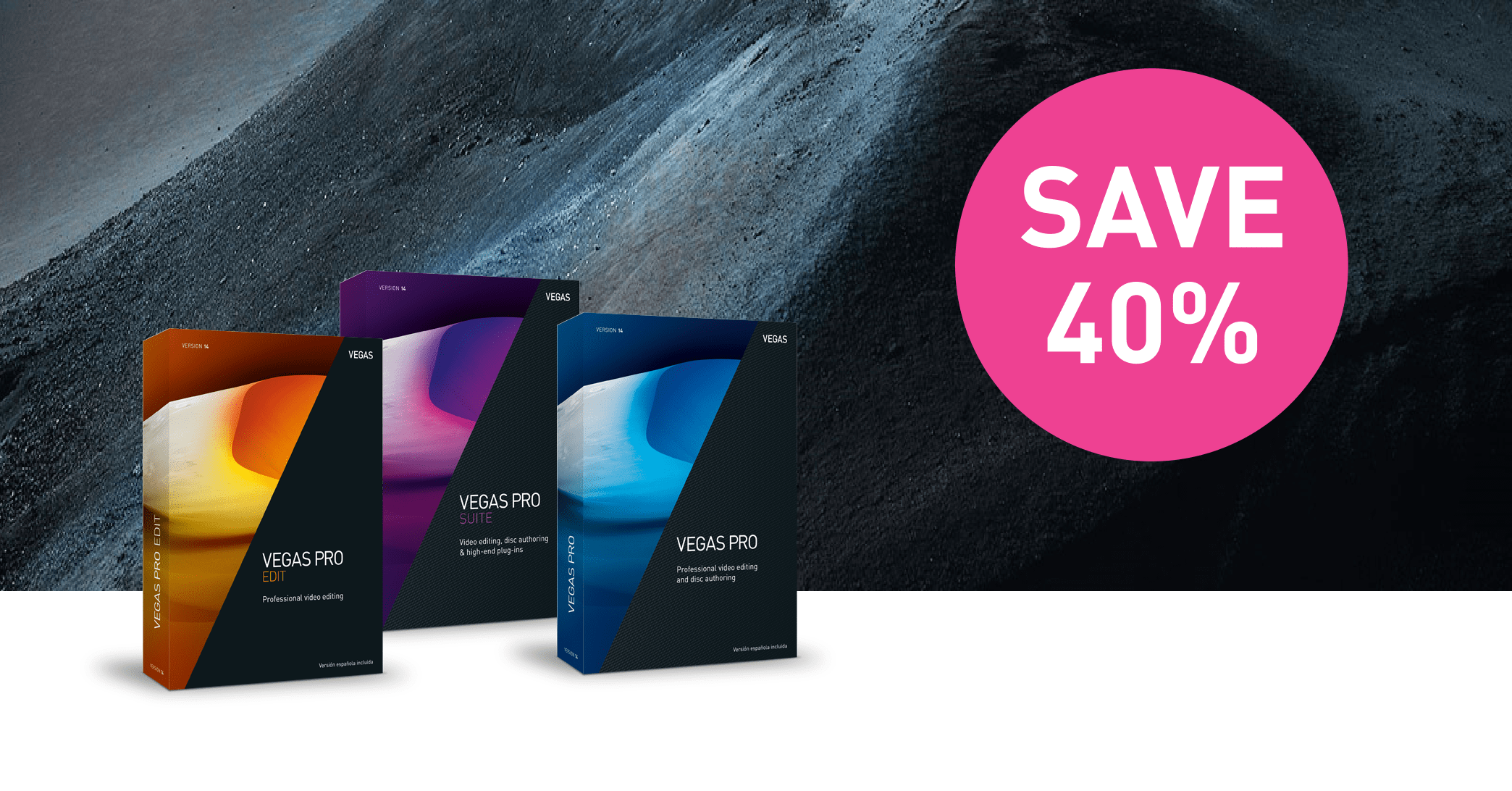 The Friday Roundup – Magix Offering 40% Discount on Vegas Pro Line
