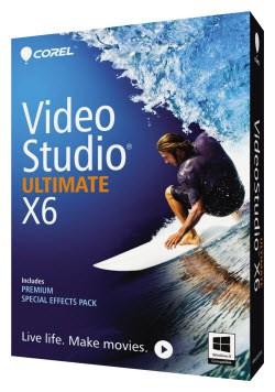 VideoStudio Pro x6 Box