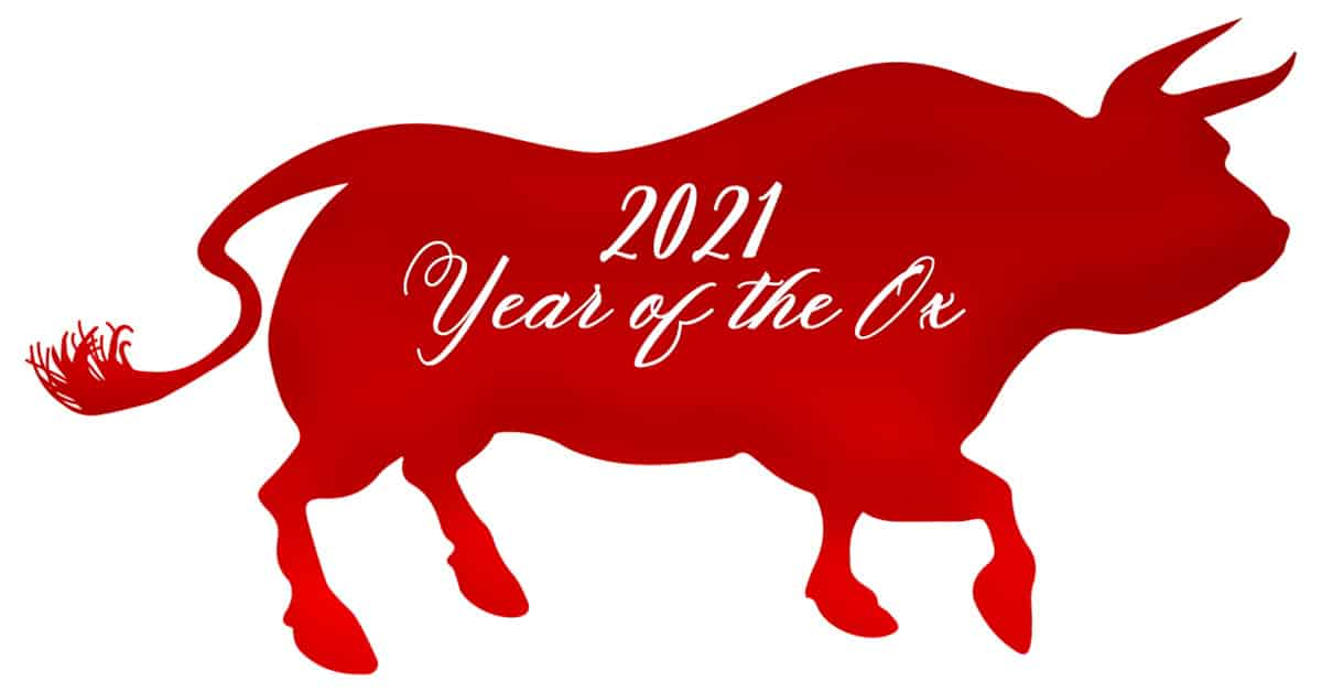 Chinese New Year of the Ox image